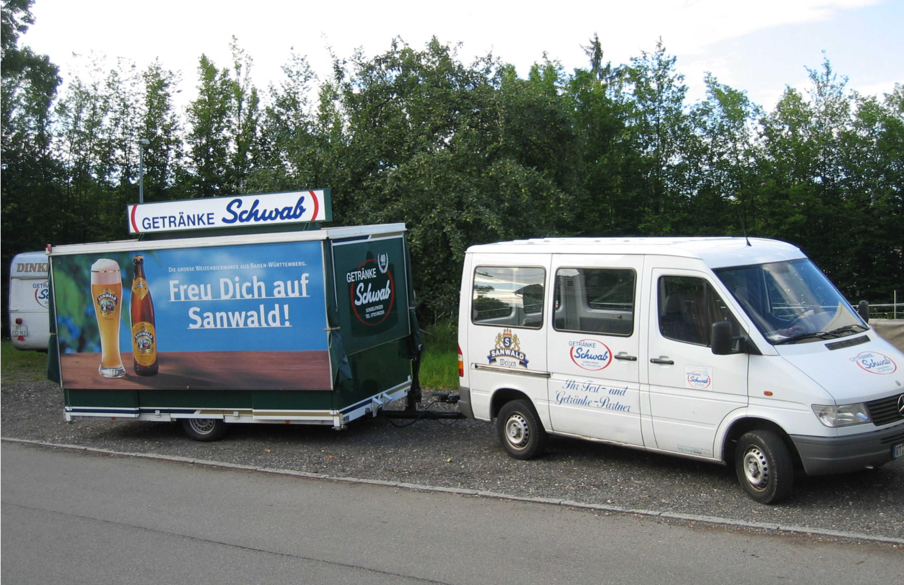 Erfrischungsgetränke | Getränke Schwab | Reutlingen, Tübingen, Esslingen